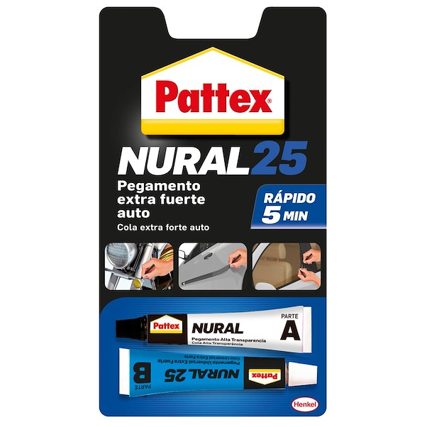 NURAL 25 PATTEX 2X11ML