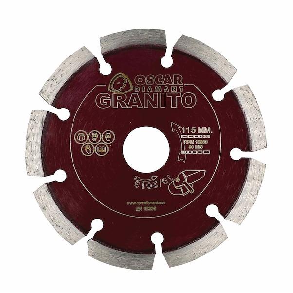 115MM CORTE GRANITO / PEDRA