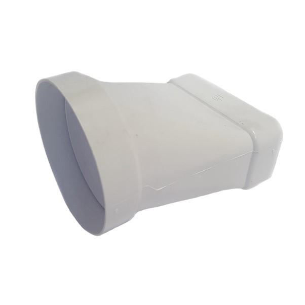 PVC NEGARRA D100MM