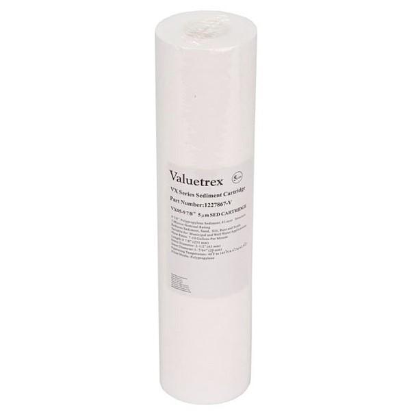 Sedimentos para filtro 5 micras