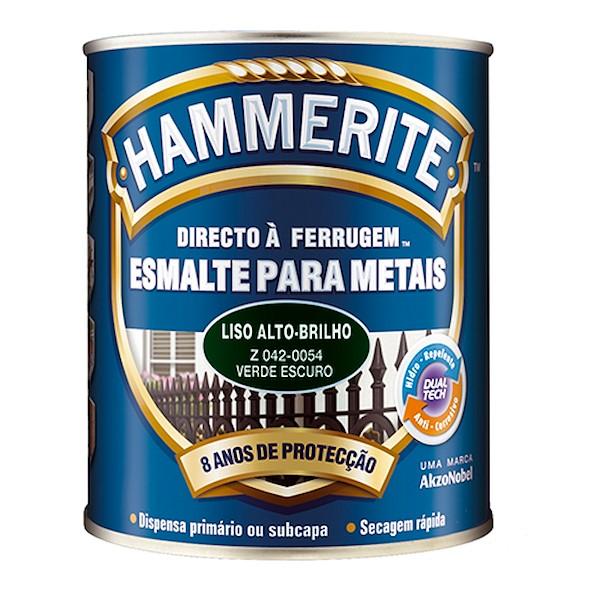 HAMMERITE VERDE ESCURO 0.75L