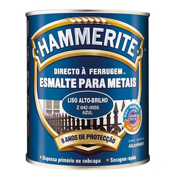 HAMMERITE AZUL 0.75L