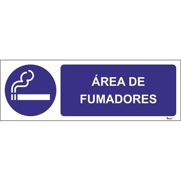 ÁREA DE FUMADORES 300MM