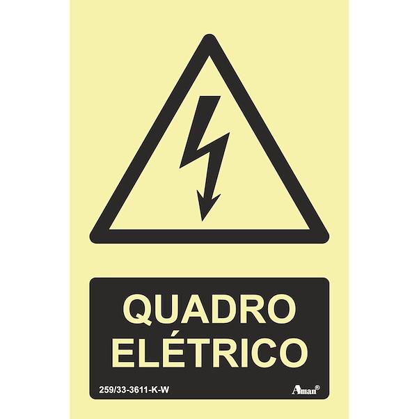 QUADRO ELÉTRICO 150MM