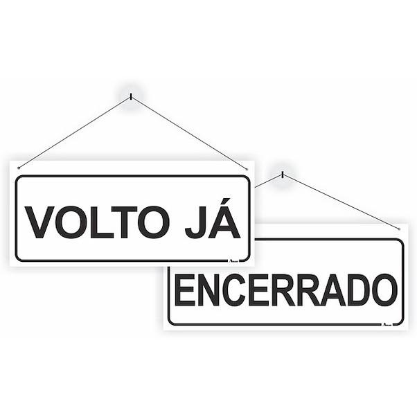 ENCERRADO/VOLTO JÁ 250MM