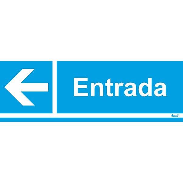 ENTRADA SETA ESQUERDA 200MM