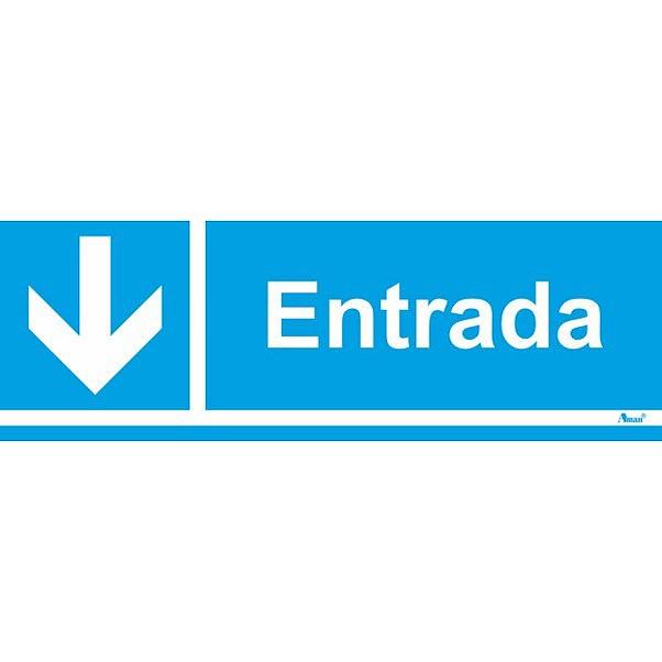 ENTRADA SETA BAIXO 200MM