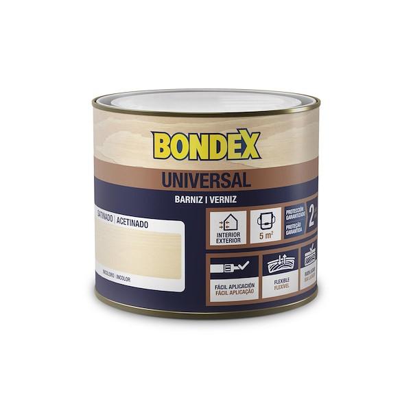 BONDEX CARVALHO ESCURO 0.375L