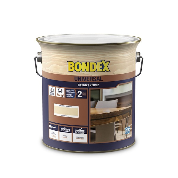 BONDEX MOGNO 4L