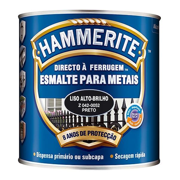 HAMMERITE PRETO 2.5L