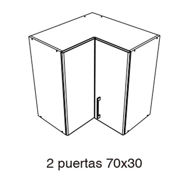 BRANCO 70X65CM