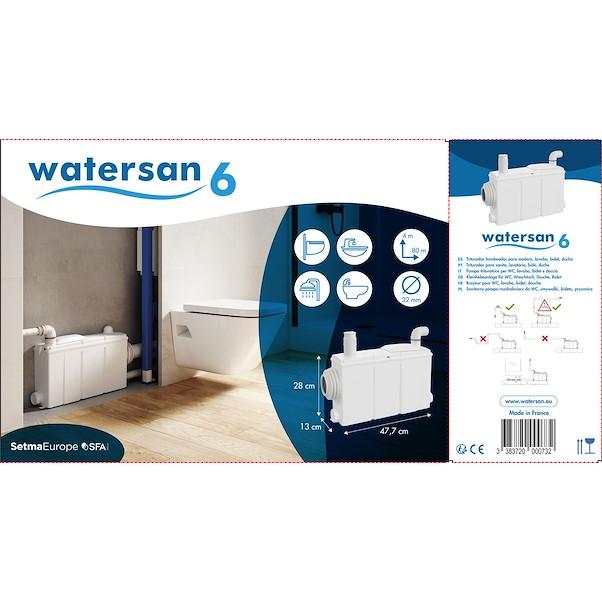 WATERSAN COMPACT
