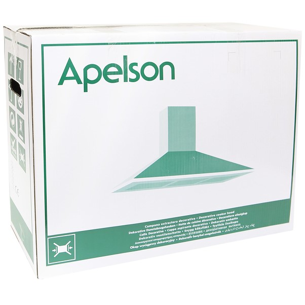 APELSON HELIA 600 INOX