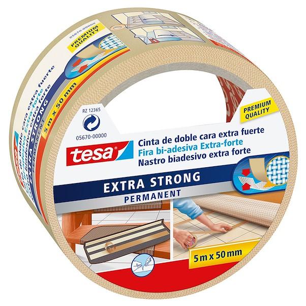 TESA EXTRA FORTE 5MX50MM