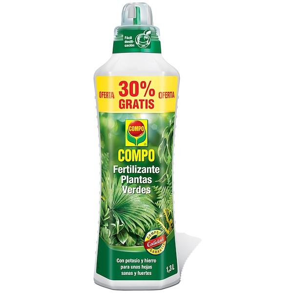 PLANTAS VERDES COMPO 1L+30%