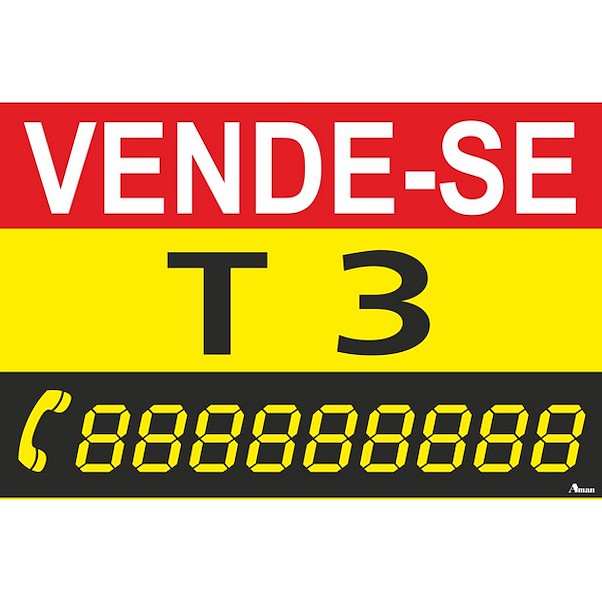 VENDE-SE T3 500MM