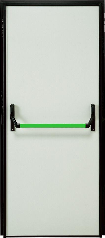 Porta de serviço CORTA FOGO ANTI-PÂNICO 80.5CM