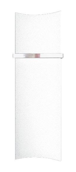 Toalheiro radiador CORVUS 325W 100X31CM BRANCO