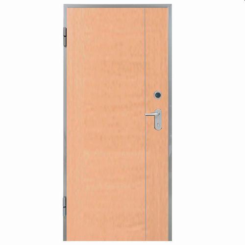 Porta de entrada blindada HI-TECH FAIA 90X204CM ESQUERDA