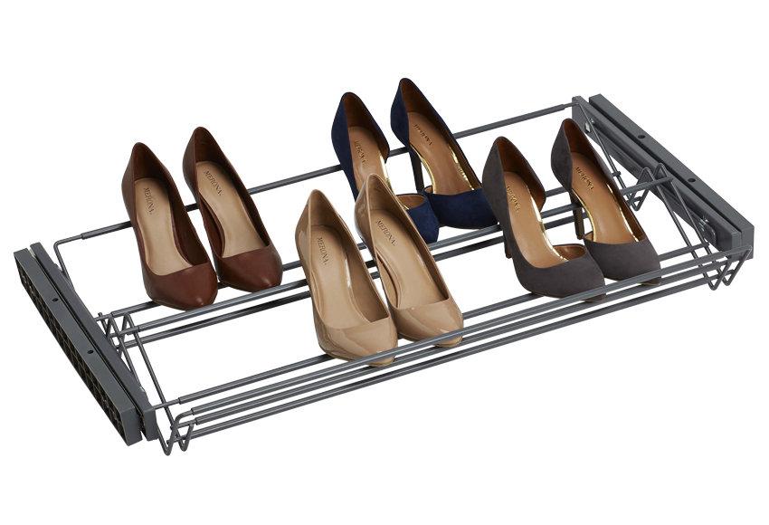 Caixa de sapatos scarpabox azul 13x26x36cm Leroy Merlin