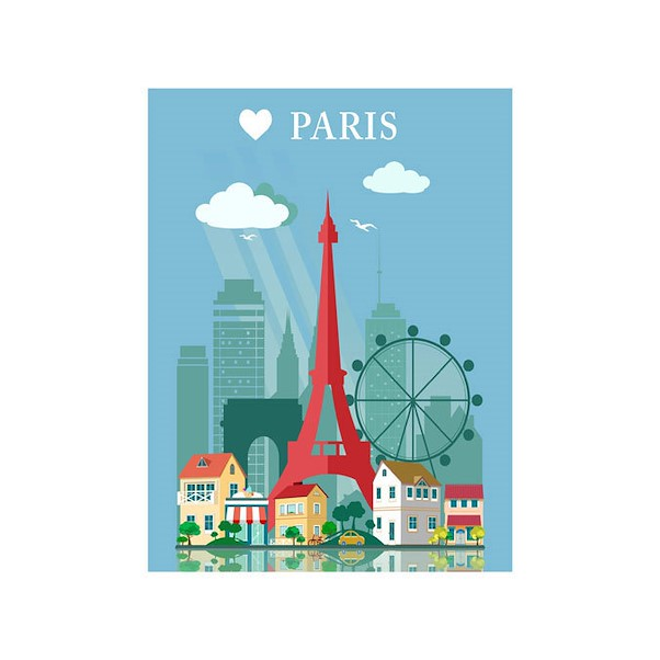 LONDRES, PARIS E NY