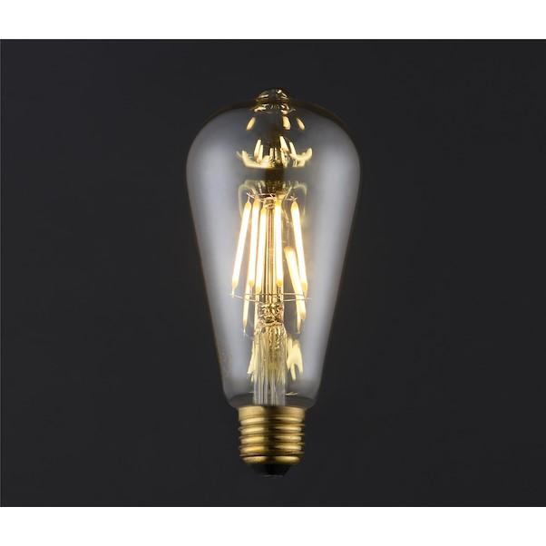 STANDARD GOLD LED E27 6W 600LM