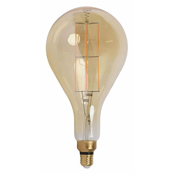 BIG PEAR GOLD LED E27 8W 500LM