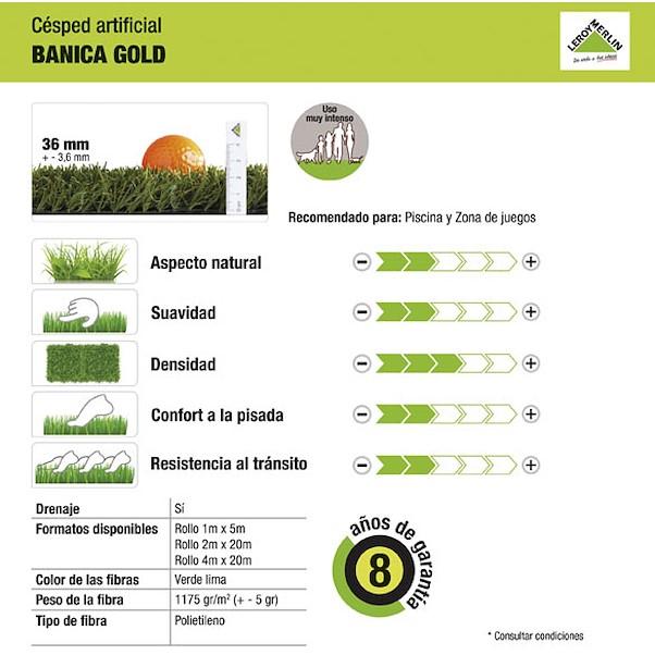 TARKETT BANICA GOLD 36MM 2X5M