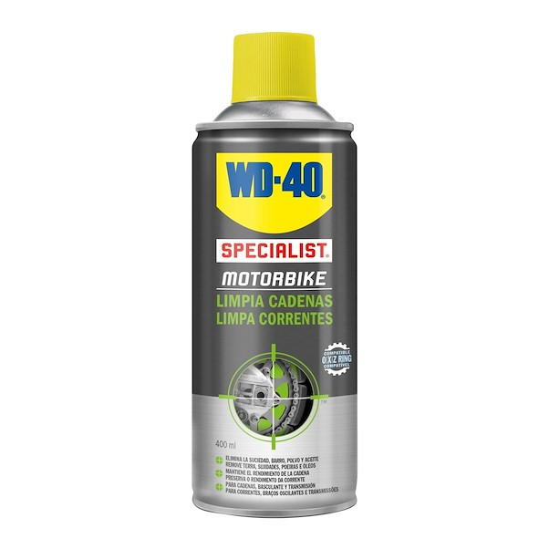 LIMPA CORRENTES AEROSSOL 400ML