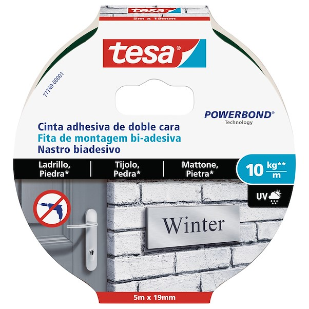 TESA TIJOLO/PEDRA 5M