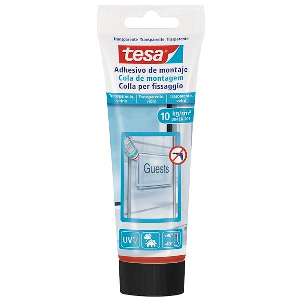 TESA TRANSPARENTE 125G