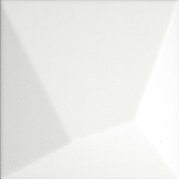 OPTIC BRANCO 14.8X14.8CM