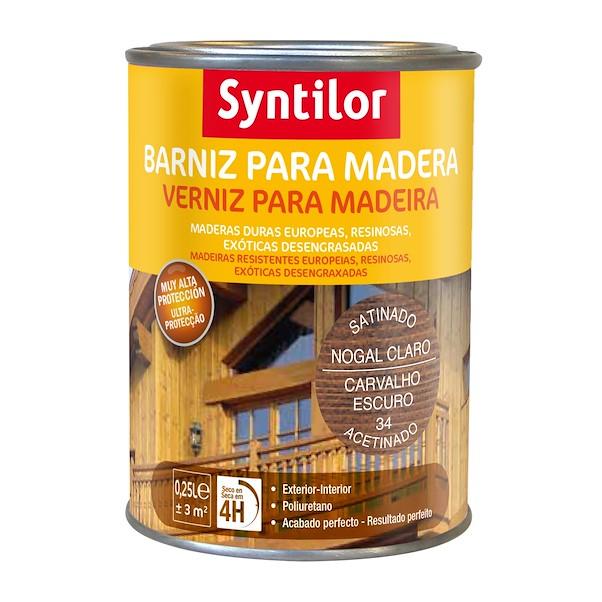 SYNTILOR 0.25L CARVALHO ESCURO