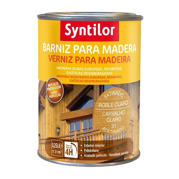 SYNTILOR 0.25L CARVALHO CLARO