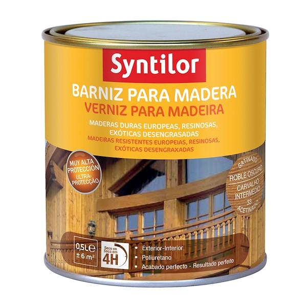 SYNTILOR 0.5L CARVALHO INTERMÉDIO