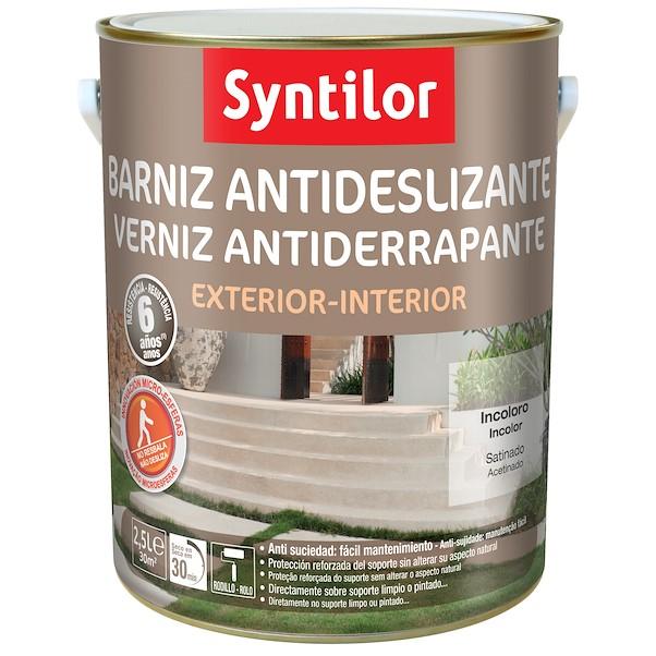 SYNTILOR ANTIDERRAPANTE 2.5L INCOLOR