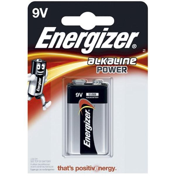 ENERGIZER ALKALINE POWER