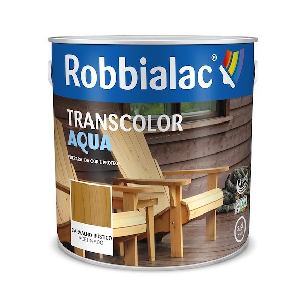ROBBIALAC CARVALHO RÚSTICO 2.5L