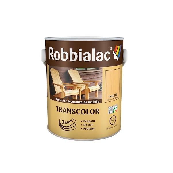 ROBBIALAC SINTÉTICO BRILHANTE INCOLOR 2.5L