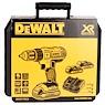 DEWALT XR 18V + MALA + 5 BROCAS