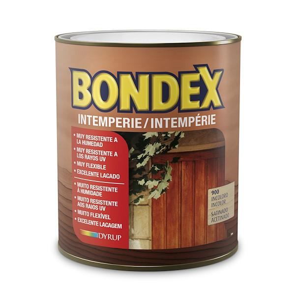 ACETINADO BONDEX INCOLOR 0.75L