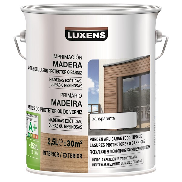 LUXENS MADEIRAS EXÓTICAS 2.5L