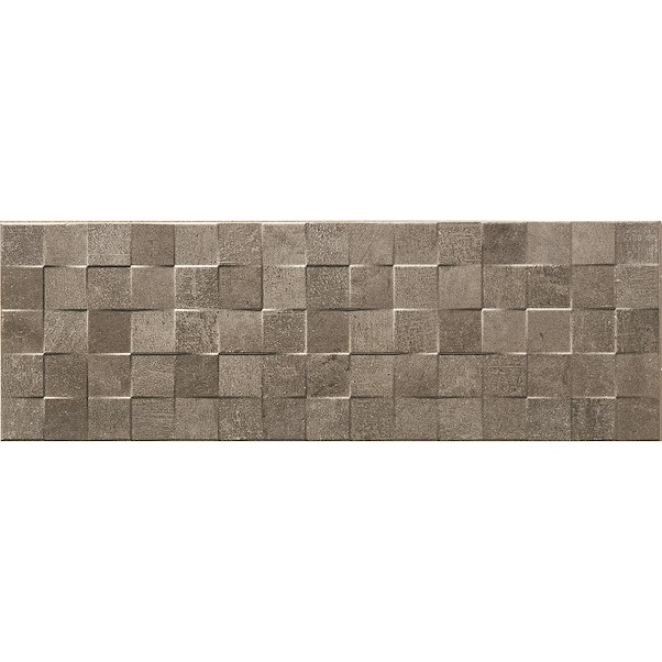 25X75CM VISION TAUPE CUBO