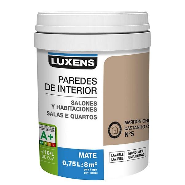 LUXENS CASTANHO CHOCOLATE 5 0.75L