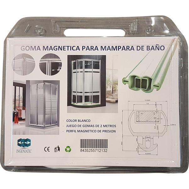MAGNÉTICO PRESSÃO BRANCO