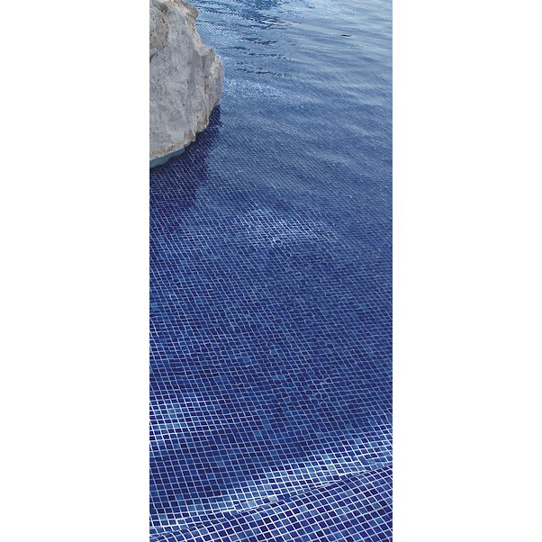 COBALT BLUE 31.6X31.6CM