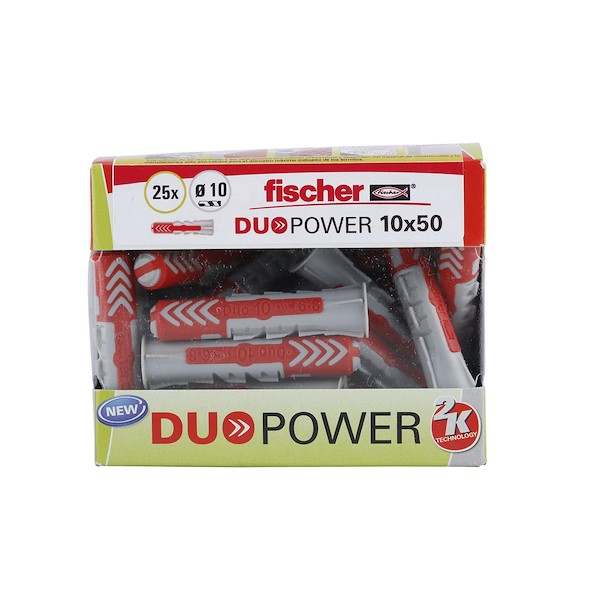 DUOPOWER 10X50MM COM PARAFUSO