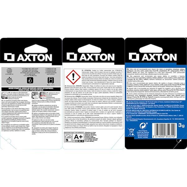 AXTON 3G