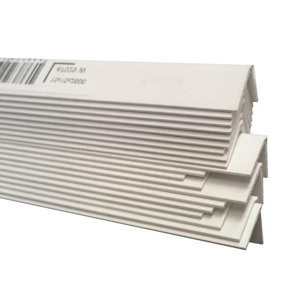 PVC BRANCO 30X30X2600MM