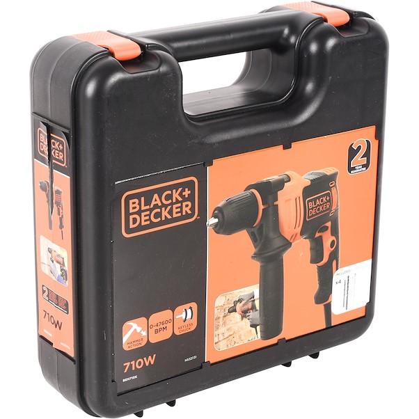 BLACK + DECKER BEH710K-QS 710W + MALA